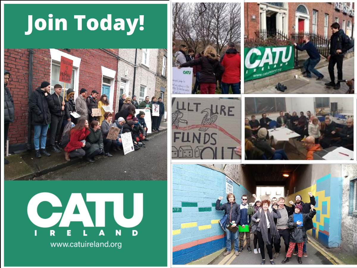 CATU is now open for All Island Membership.