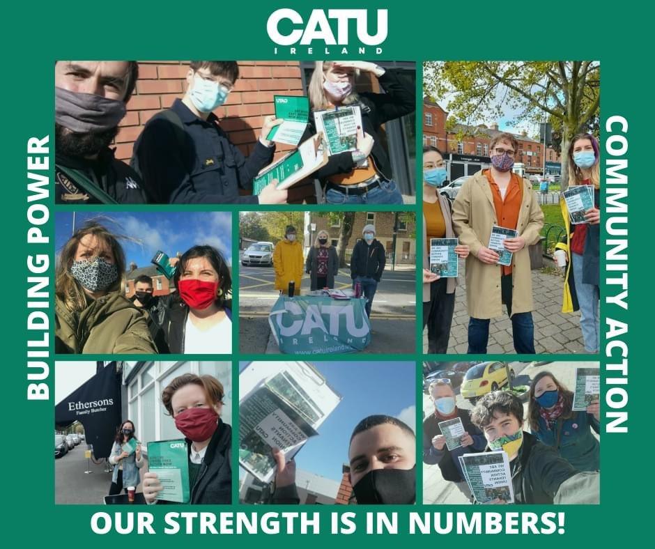 CATU AGM 2021: Motions and Debates